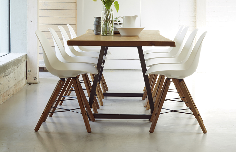 Modern Oak Dining Chairs Match Style And Budget JPWebstore Extraordinary Upholstered Chairs Dining Room Creative