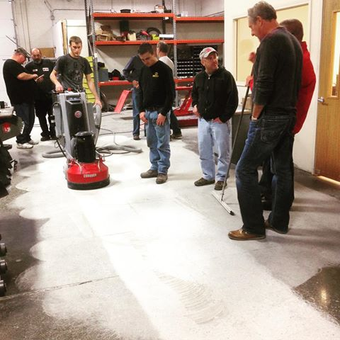 polished concrete training Archives - JPWebstore